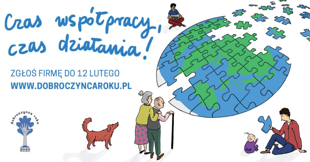 """XXIII edycja Konkursu otytuł """"Dobroczyńca Roku"""""""