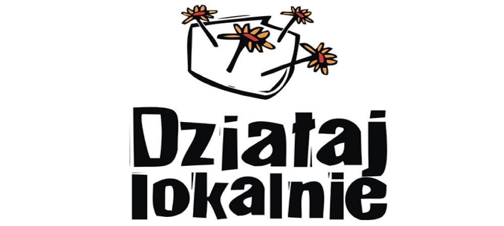 logotyp: Działaj lokalnie