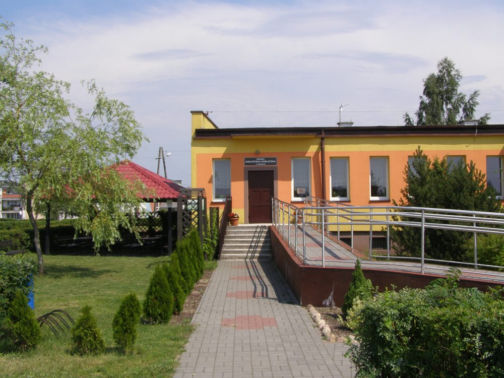 Gminna Biblioteka Publiczna w Koczale
