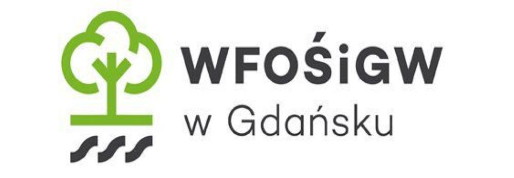 logotyp: Wojewódzki Fundusz Ochrony Środowiska iGospodarki Wodnej wGdańsku