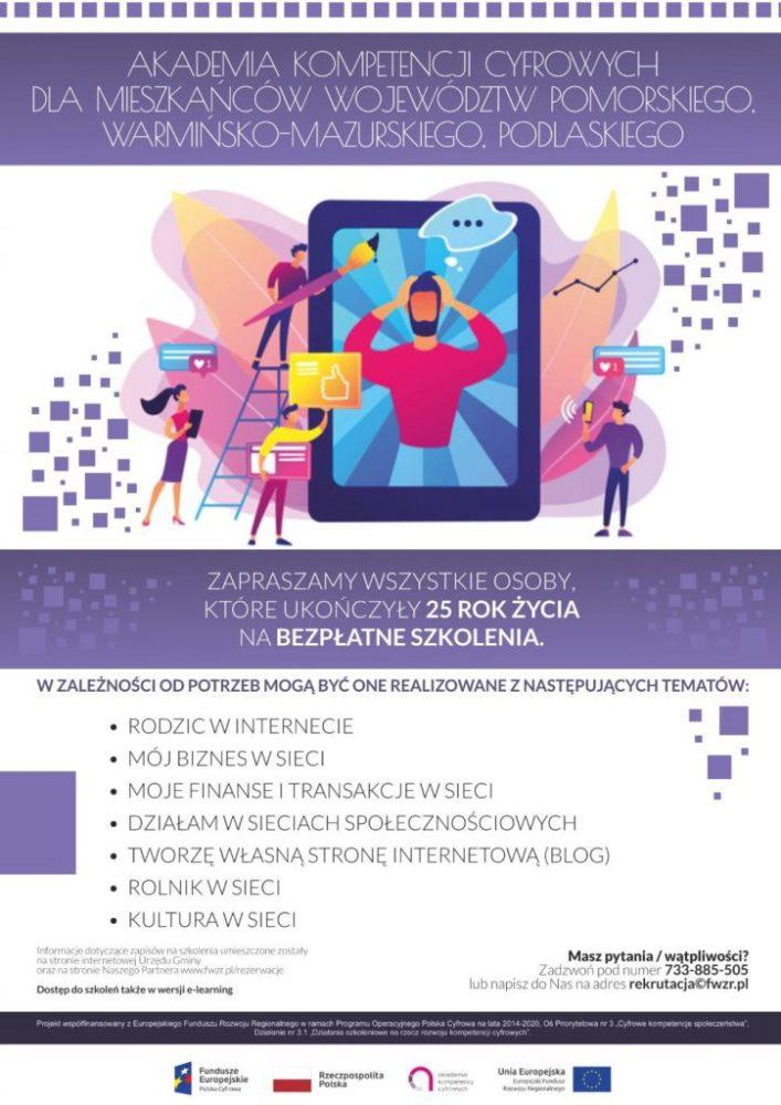 Plakat AKC