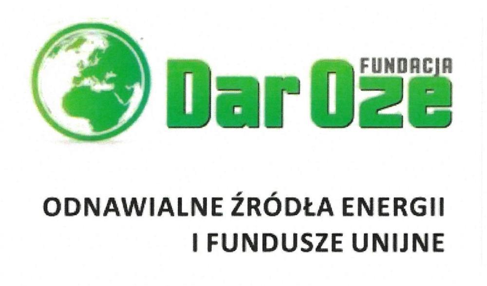 Logo Fundacji Dar Oze